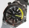 Audemars Piguet ROYAL OAK OFFSHORE DIVER CARBON/CERAMIC