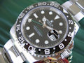 Rolex GMT-MASTER II STEEL CASE, CERAMIC BEZEL